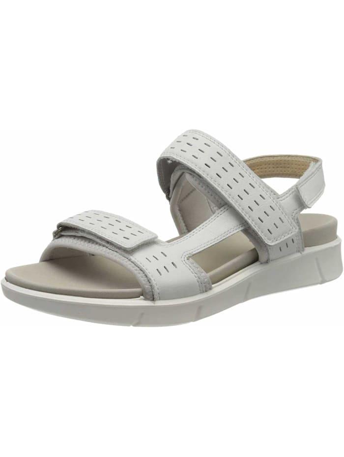 Legero Sandalen/Sandaletten, weiß