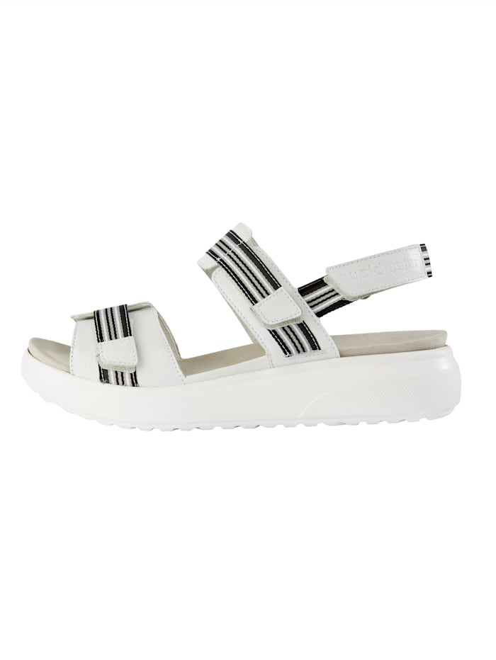 Sandale Komplett zu Öffnen