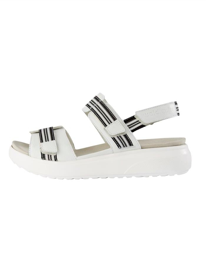 Sandales S'ouvrent complètement