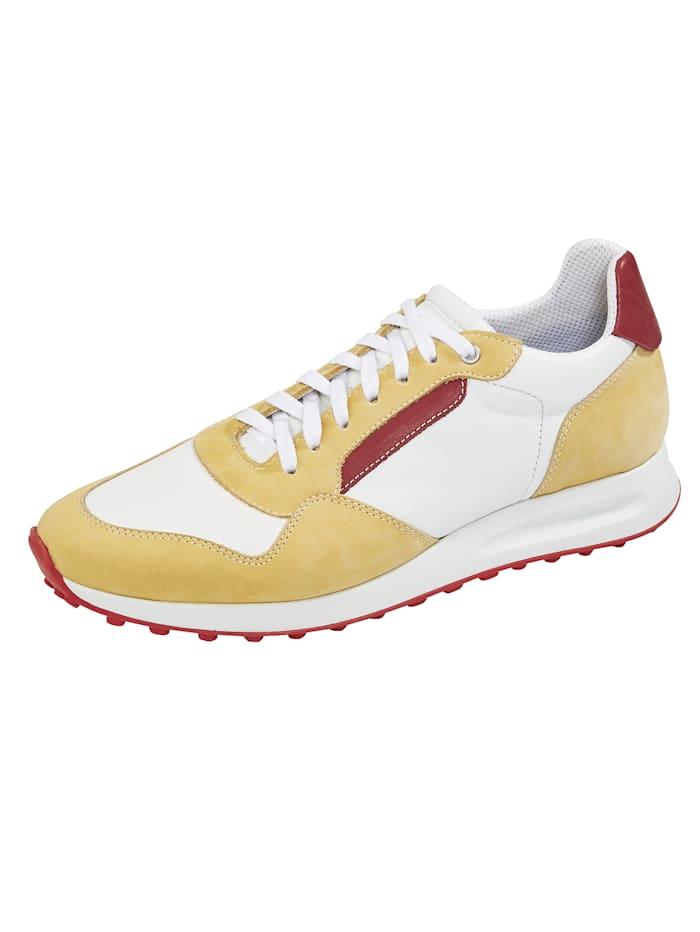 BABISTA Sneaker mit Noppenlaufsohle, Weiß