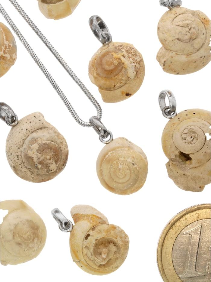 Fossil Anhänger 925 Silber