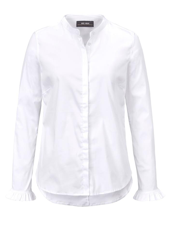 MOS MOSH Bluse, Weiß