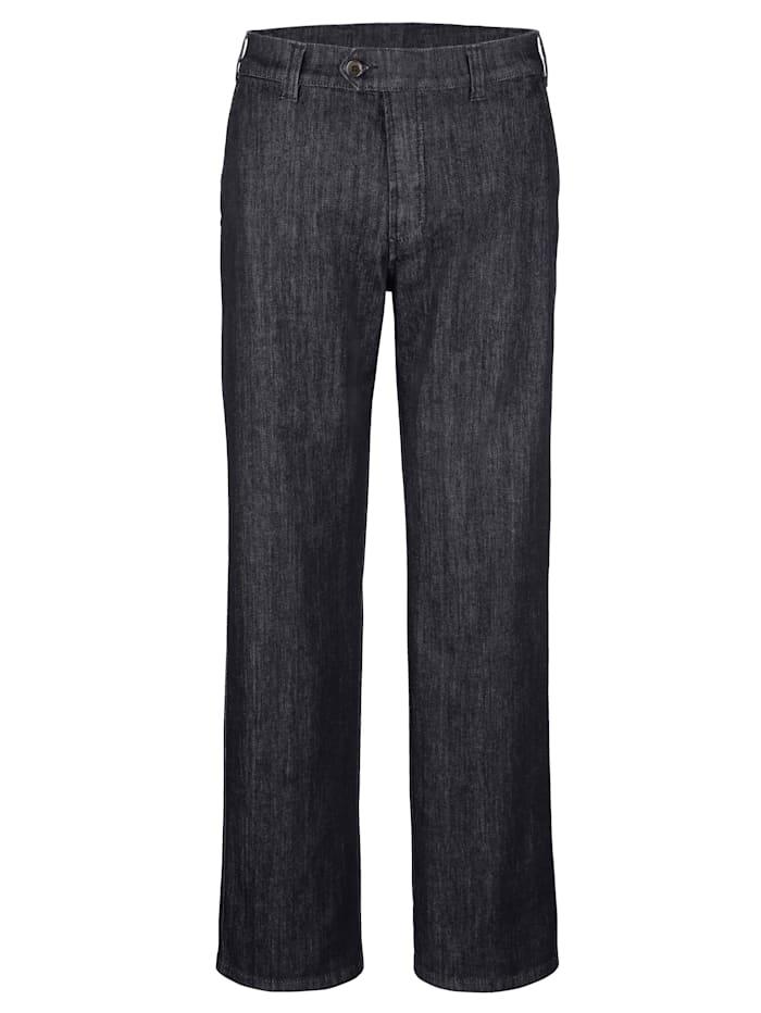Brühl Jeans in flatfrontmodel, Dark blue