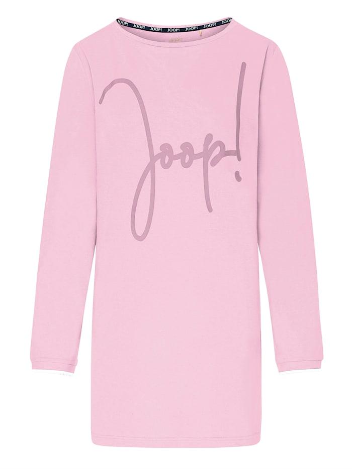 JOOP! Bigshirt aus der Serie Easy Leisure, Pink