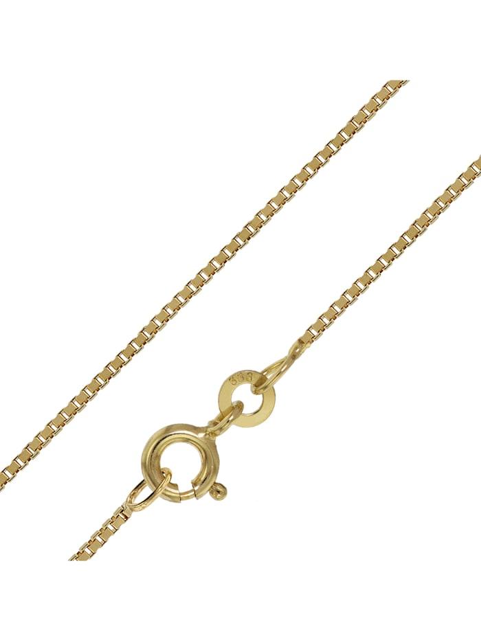 trendor Venezianer Kette für Anhänger Gold 333 / 8 Karat, Goldfarben