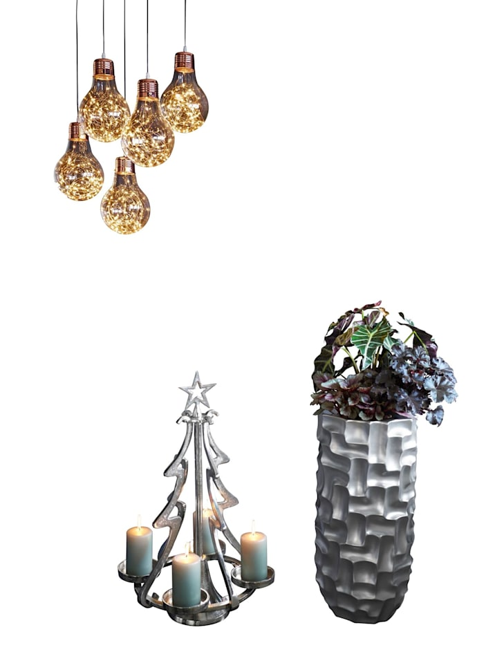 Advent-Kerzenhalter
