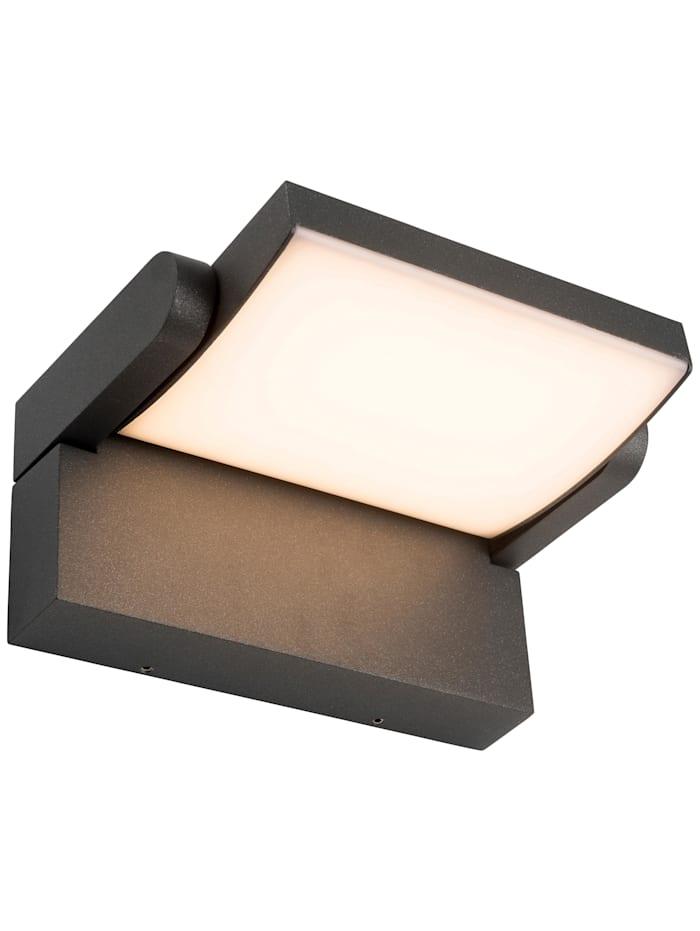 AEG Grady LED Außenwandleuchte anthrazit, anthrazit