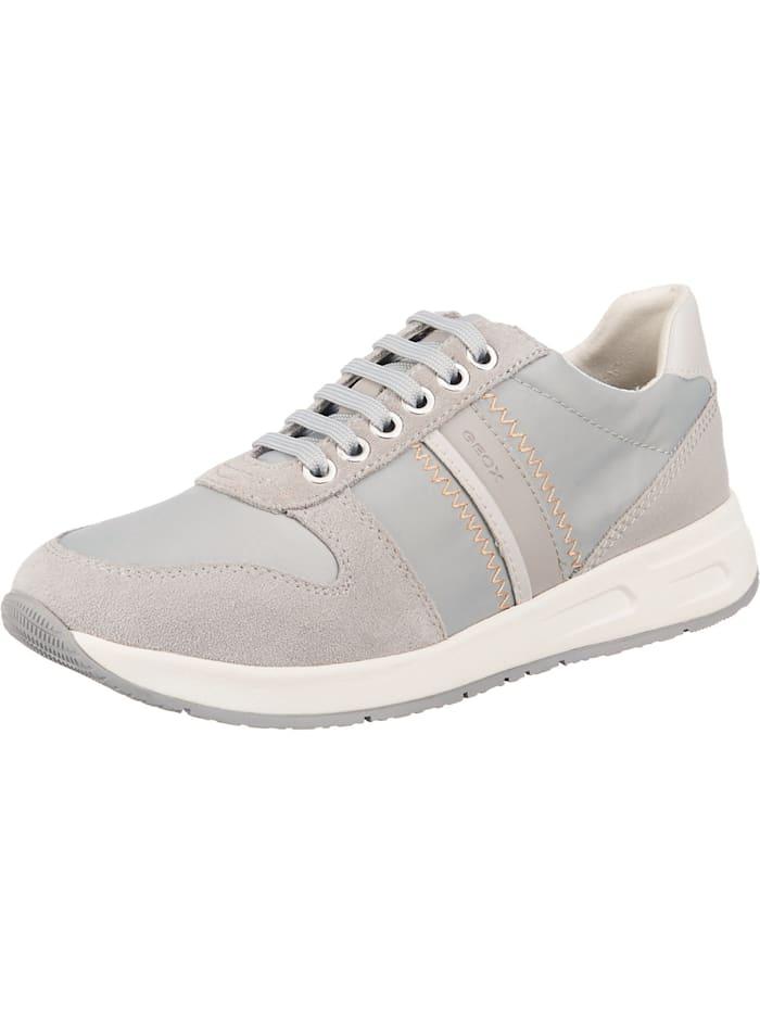 Geox Bulmya Sneakers Low, hellgrau