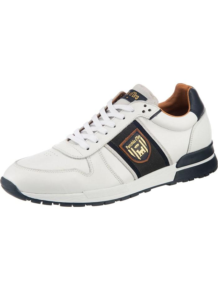 Pantofola d'Oro Sangano Uomo Low Sneakers Low, weiß