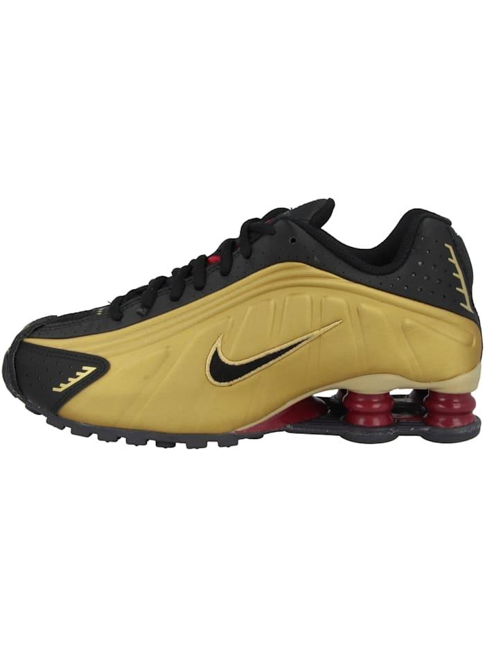 Nike Sneaker low Shox R4, schwarz