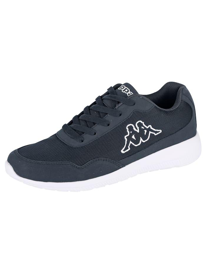 Kappa Sneaker in meshlook, Marine