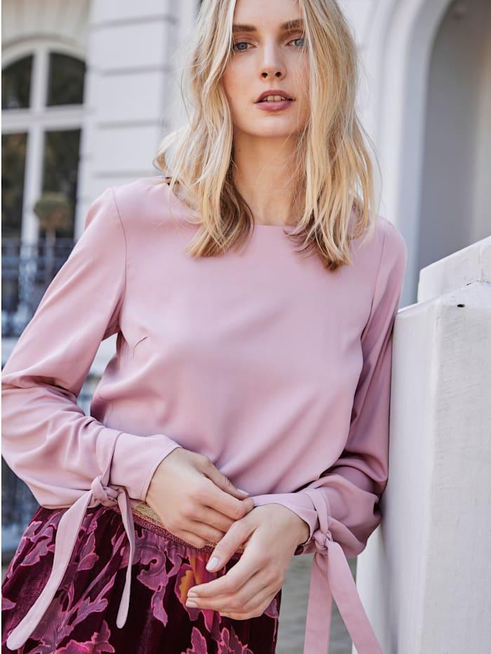SIENNA Bluse, Rosé