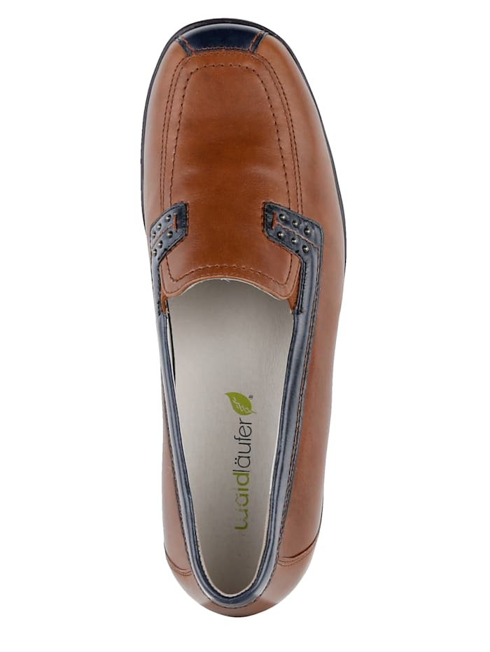 Loafers in a classic finish