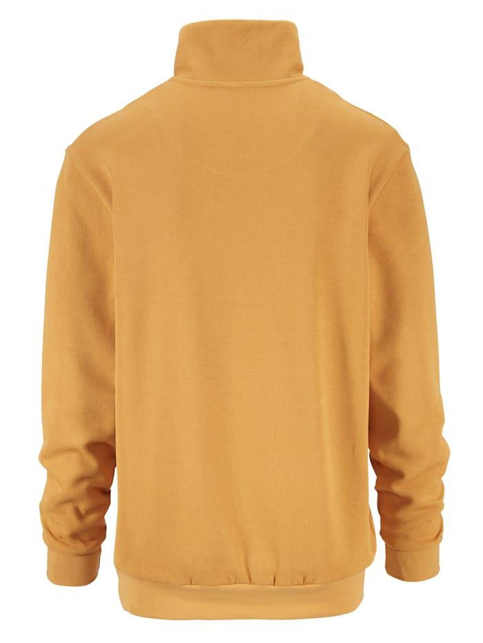 Sweatshirt mit aufwändigen Details