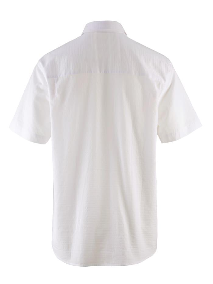 Seersuckerhemd