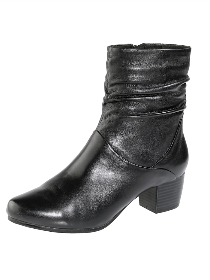 MONA Bottines, Noir