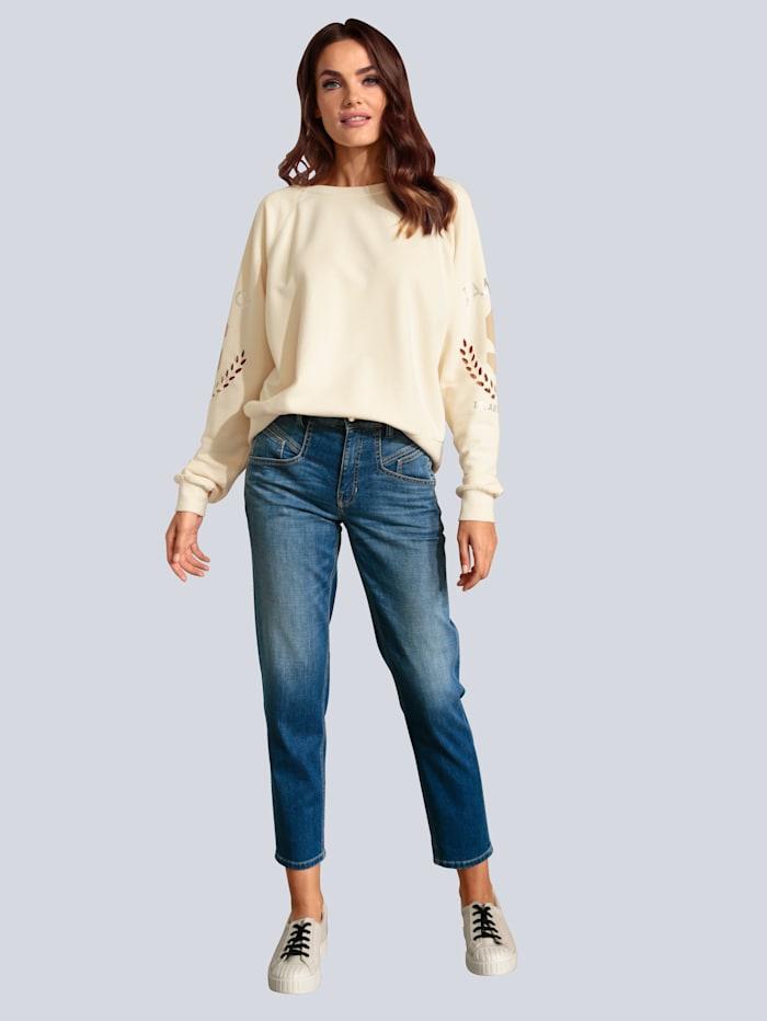 Jeans mit attraktiver Taschenlösung