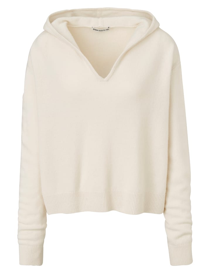 DRYKORN Pullover, Off-white