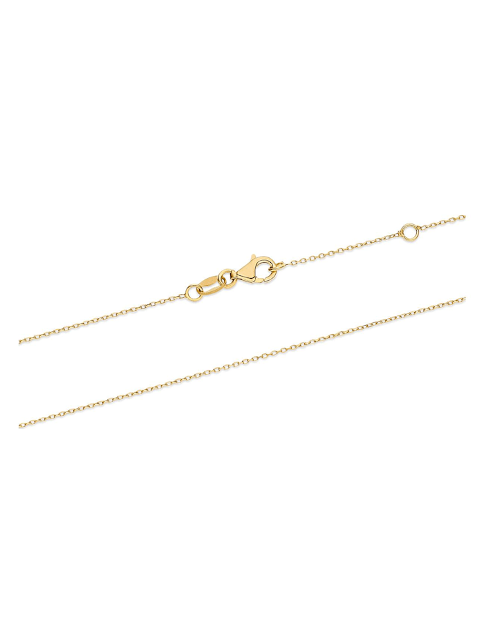 CHRIST Gold Damen-Kette 375er Gelbgold