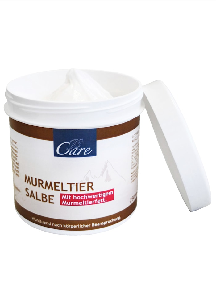 JS Care Murmeltiersalbe, neutral
