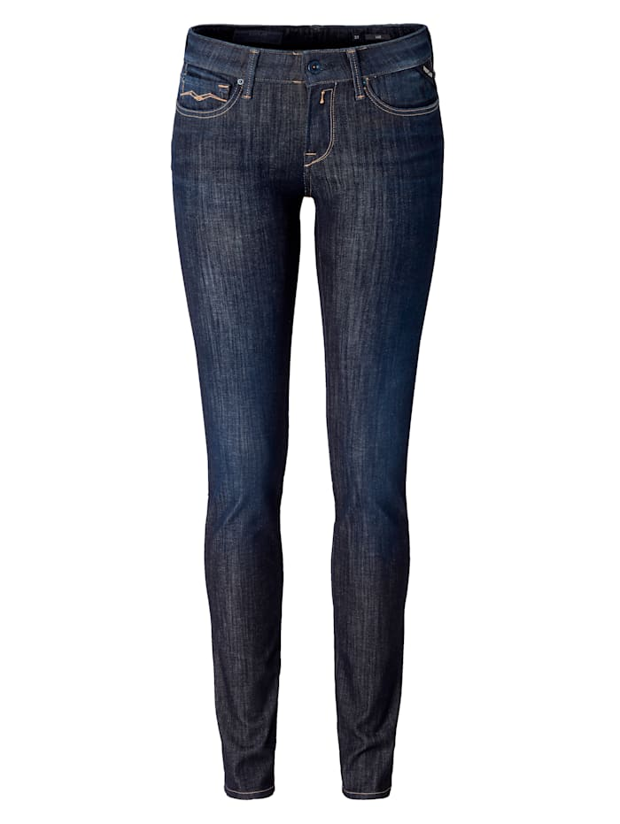 REPLAY Jeans skinny, Blau