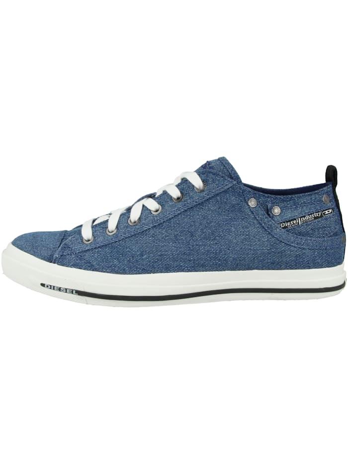 Diesel Sneaker low Exposure Low I, blau