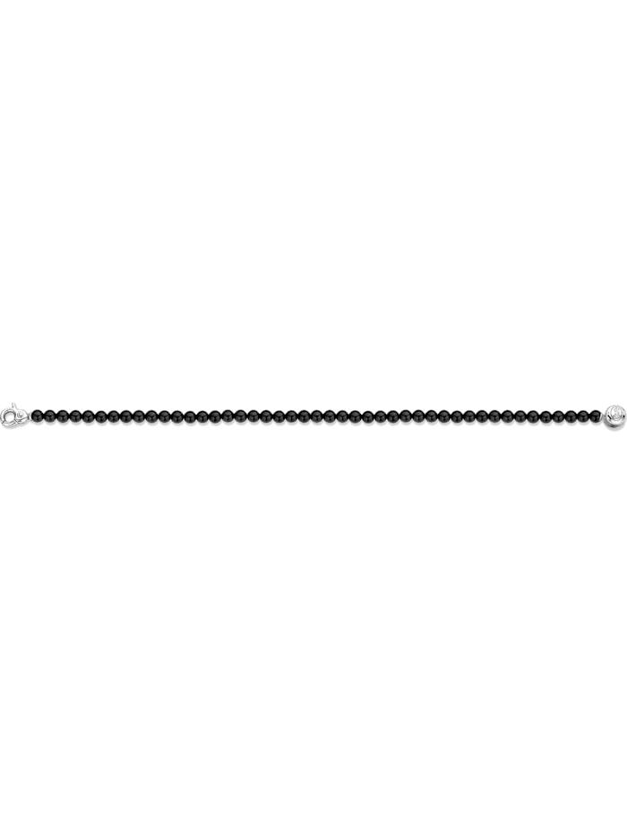 Ti Sento - Milano Damen-Armband 925er Silber Malachit