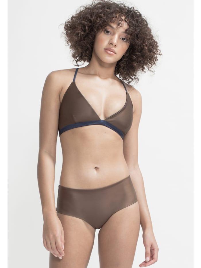 Wendbare Bikini-Hose Amami