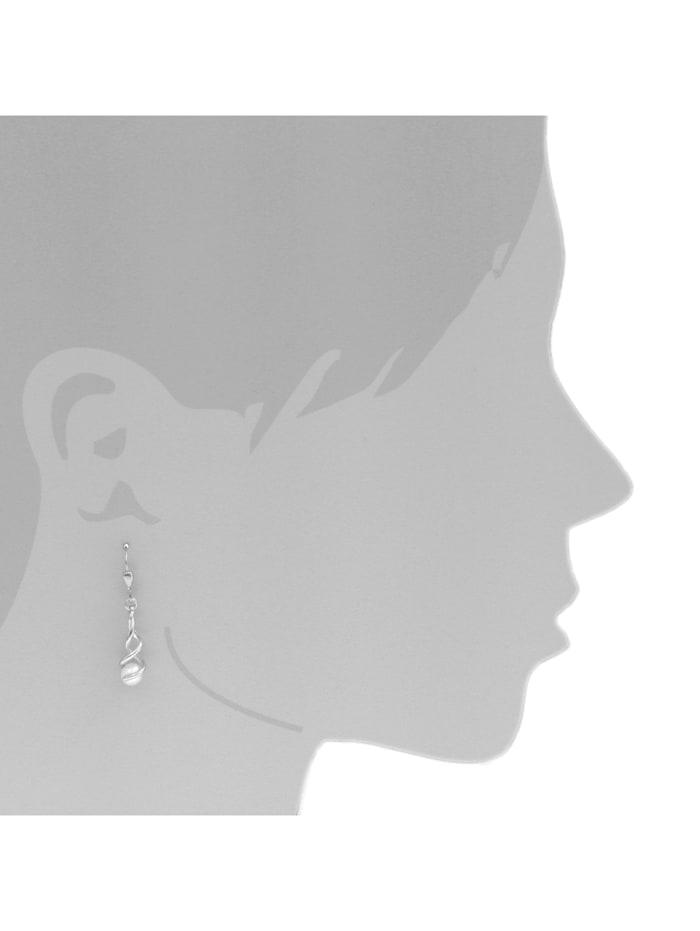 Ohrhänger - Lusia - Silber 925/000 - Zuchtperle