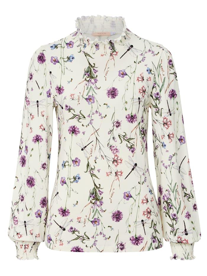SIENNA Langarmshirt, Multicolor