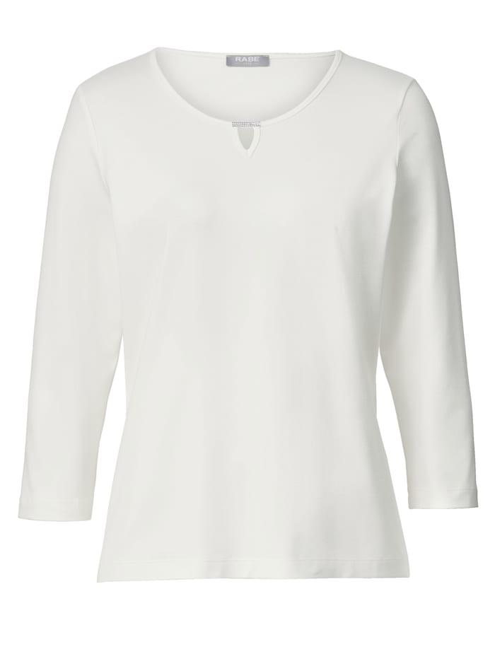 Shirt mit Strassdekoration