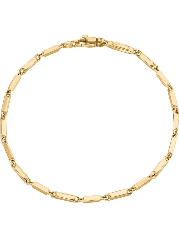 CHRIST C-Collection CHRIST Damen-Armband 585er Gelbgold Gold, gold
