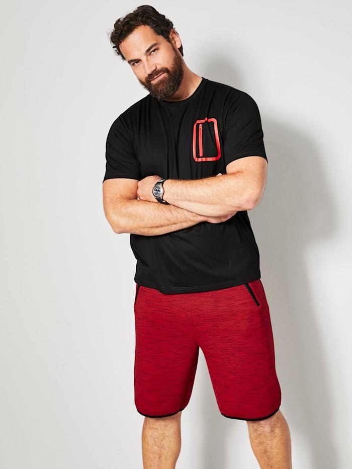 T-skjorte i hurtigtørkende materiale