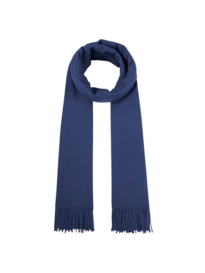 Codello Softer Oversized-Schal mit Viskose, navy blue