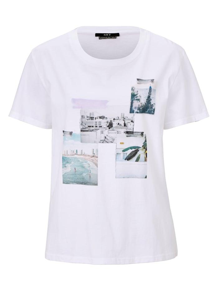 SET Shirt, Weiß