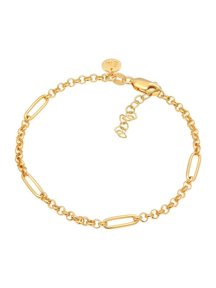 Armband Figaro Glieder Style Erbskette 925 Silber