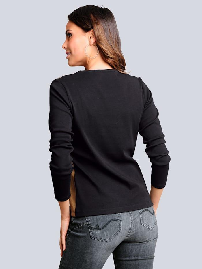 Shirt mit dekorativen Details