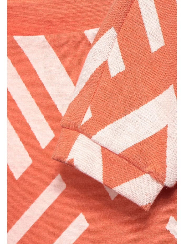 Softes Shirt mit Muster