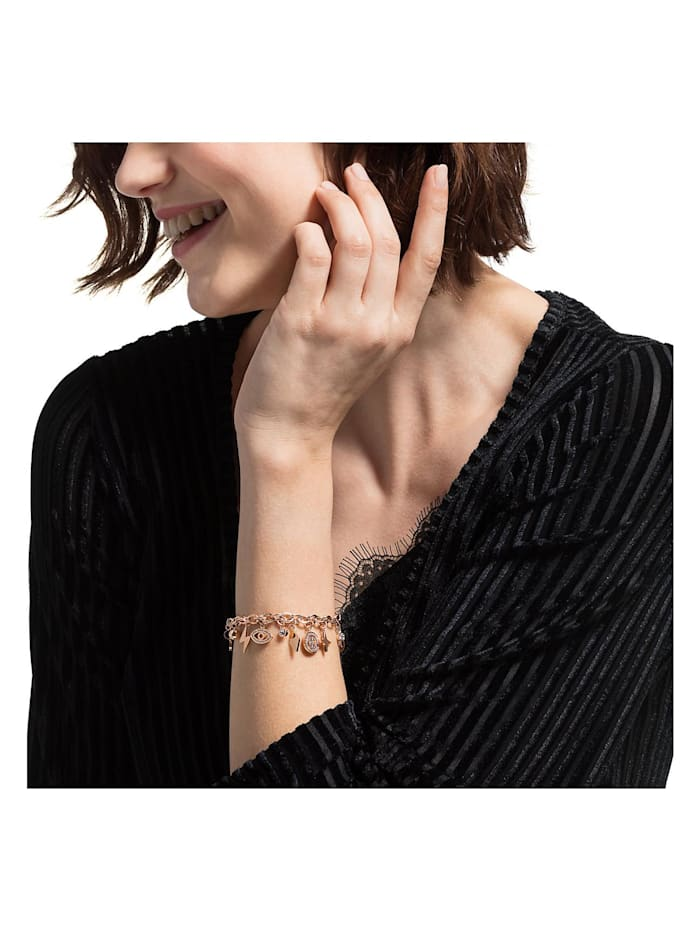 GMK Collection By CHRIST Damen-Armband Edelstahl 70 Zirkonia