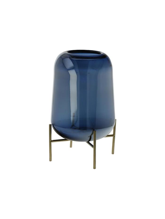 Goebel Goebel Vase Deep Ocean, Blau