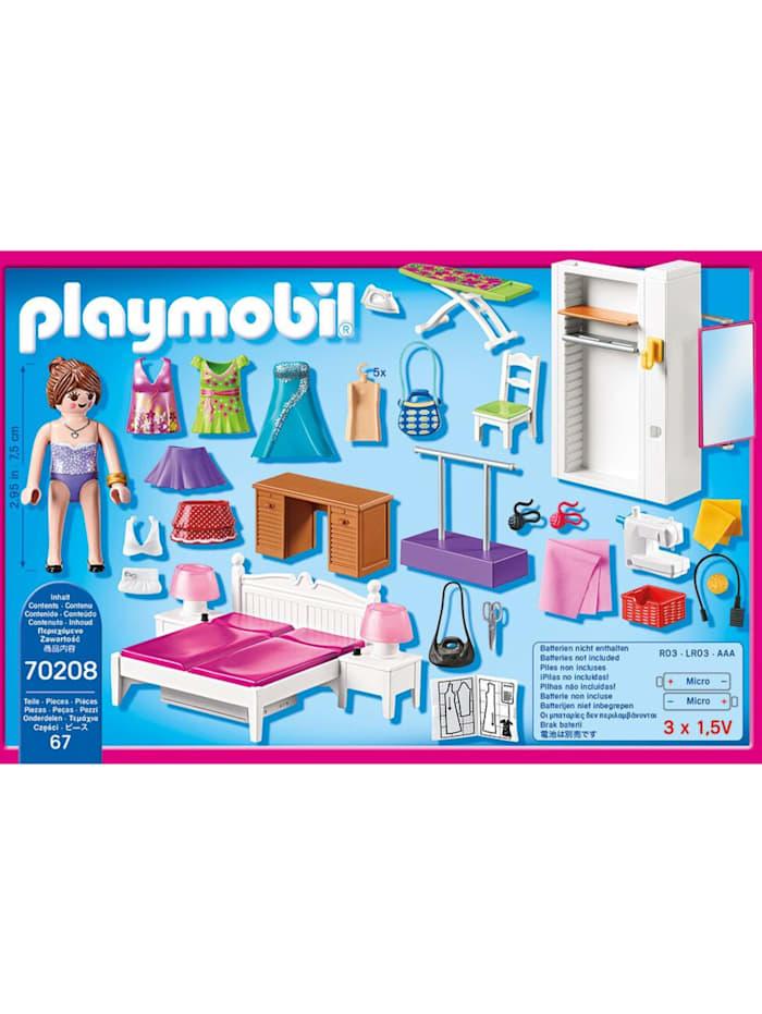 Konstruktionsspielzeug Schlafzimmer mit Nähecke