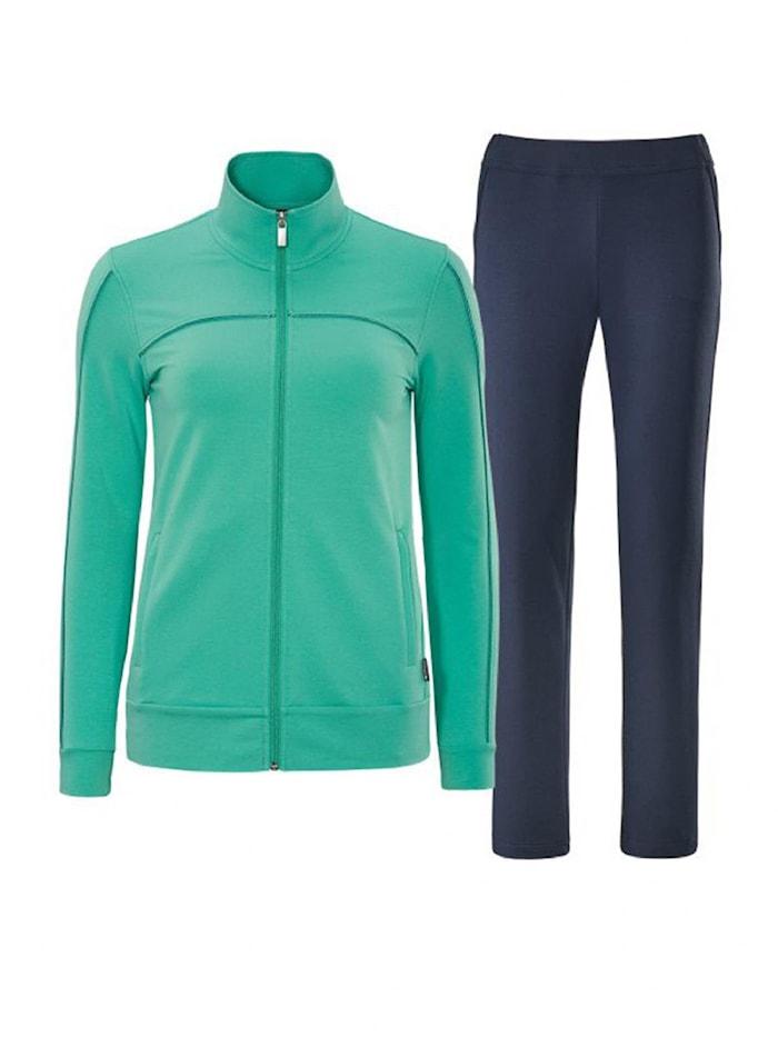 Schneider Sportwear Schneider Sportwear Trainingsanzug SHILOHW, Grün