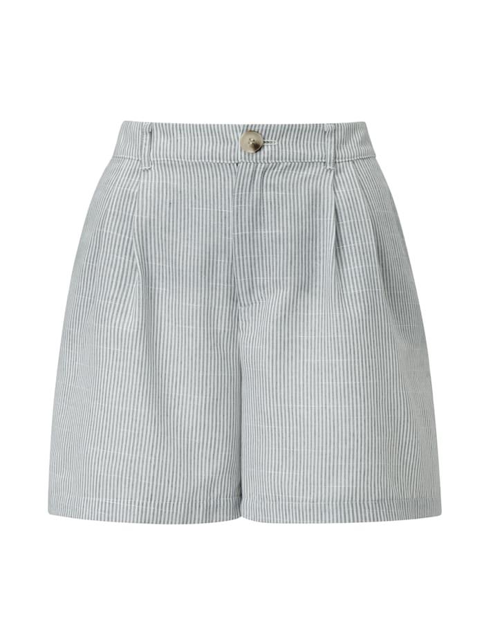 REKEN MAAR Shorts, Grau