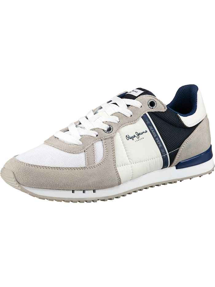 Pepe Jeans Tinker Zero Ath Sneakers Low, mehrfarbig