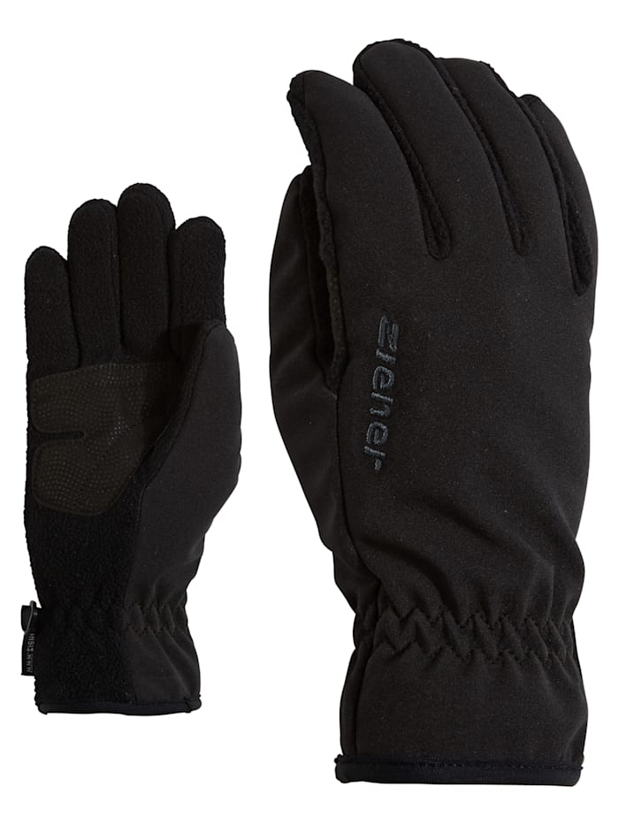 Ziener LIMPORT JUNIOR glove, Black