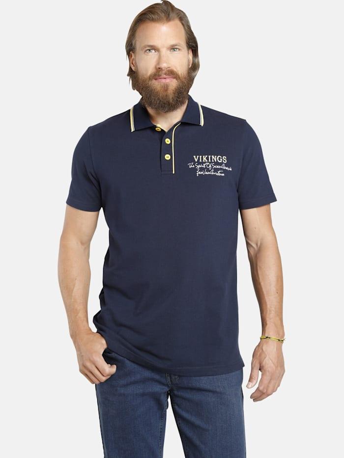 Jan Vanderstorm Jan Vanderstorm Poloshirt HASSE, dunkelblau