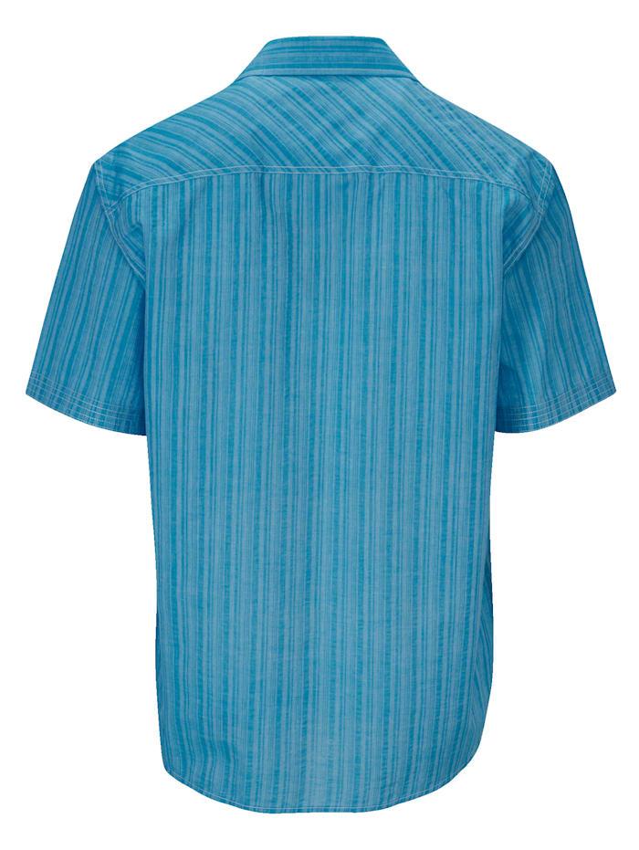 Hemd mit zwei verschließbaren Brusttaschen