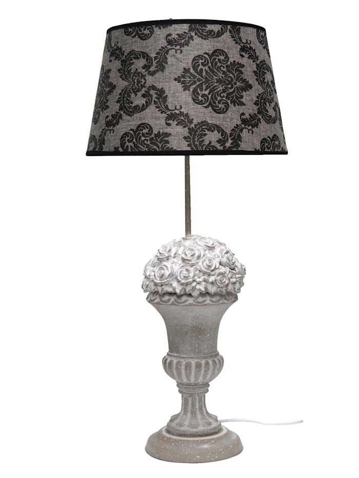 Lampe de table Rosalie, Blanc