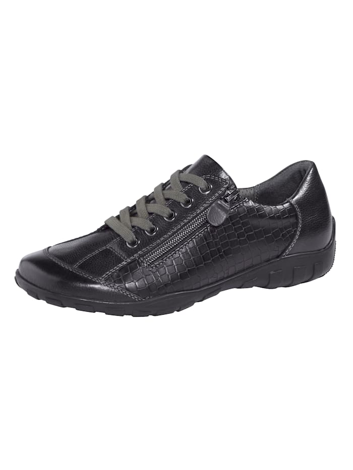 Naturläufer Lace-up shoes, Black