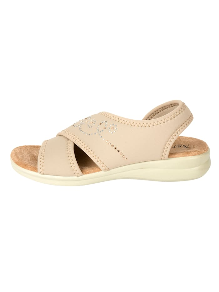 AEROSOFT Sandaaltje, Beige